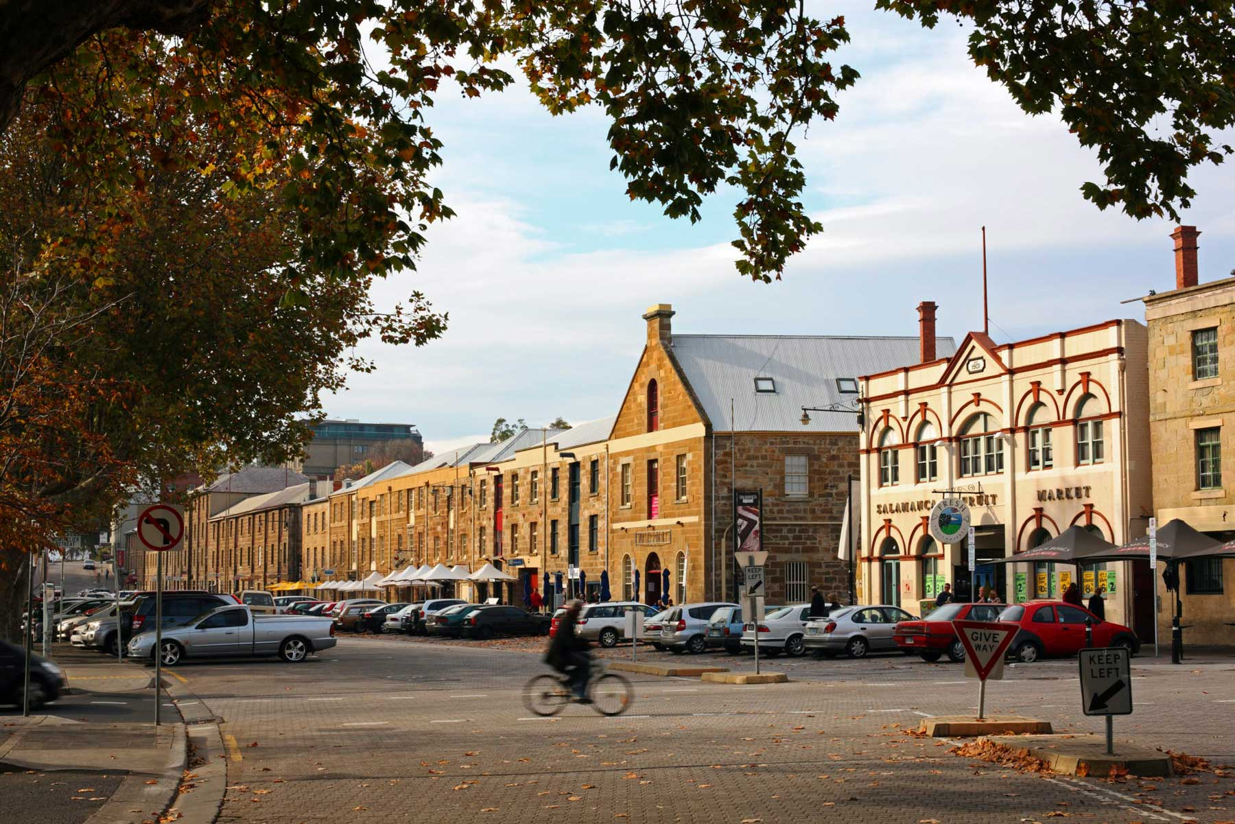 Top 5 things to do near Hobart